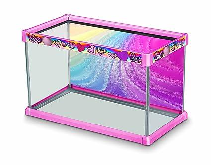 Amazon.com : Elive Aquarium Fish Tank Decorative Frame Kit with ...