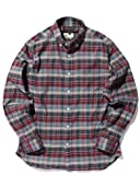 Beams Plus Madras Buttondown Shirt 11-11-5974-139