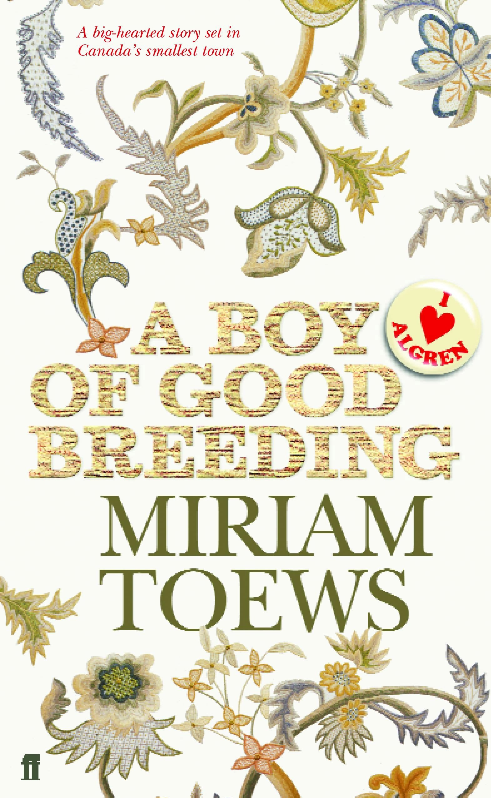 Download A Boy of Good Breeding Text fb2 ebook