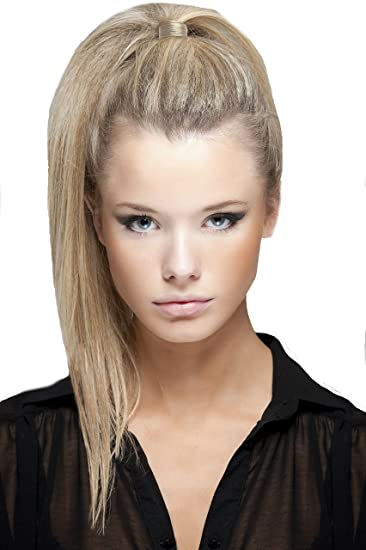 Amazon Mia Tonytail Ponytail Wrap Made Of Synthetic Wig Hair