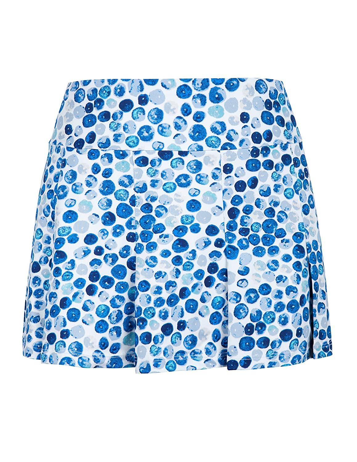 Tail Activewear Womens Emeline 13.5 Length Skort Coventina X-Large Coventina Print Blues