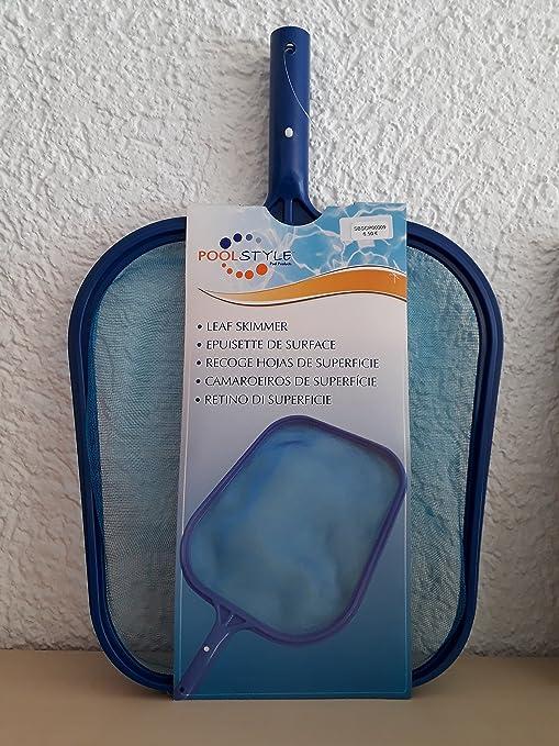 Recogehojas para superficie De piscina De plástico Poolstyle estándar: Amazon.es: Jardín