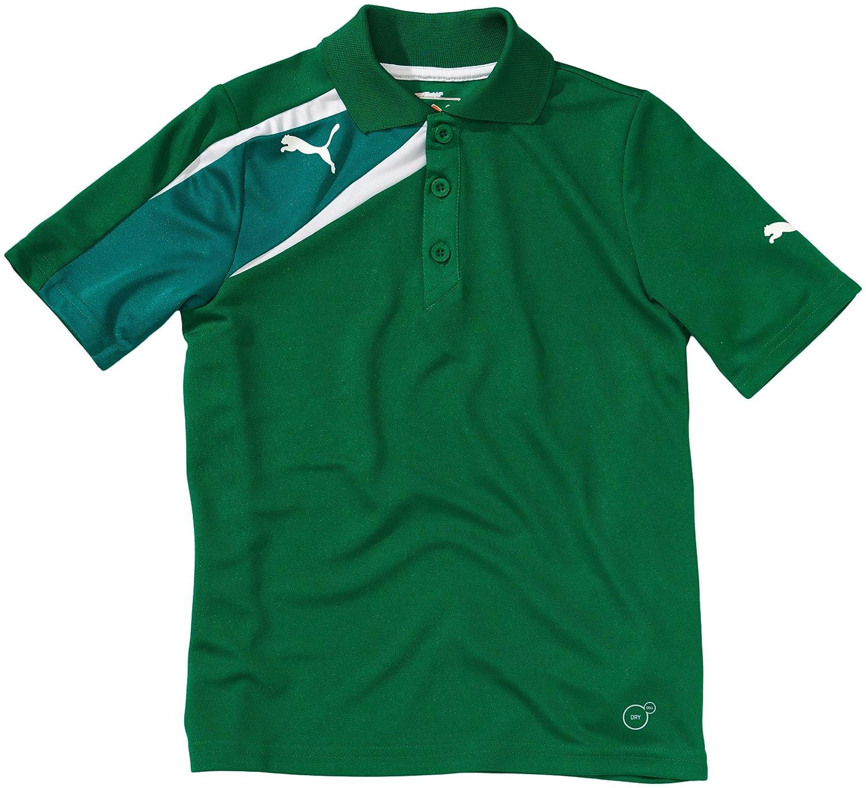 Puma - Camiseta de fútbol sala infantil: Amazon.es: Deportes y aire libre