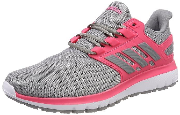 Adidas Energy Cloud 2 w, Zapatillas de Trail Running para Mujer, Gris (Gridos/Rosrea/Gritre 000), 42 2/3 EU