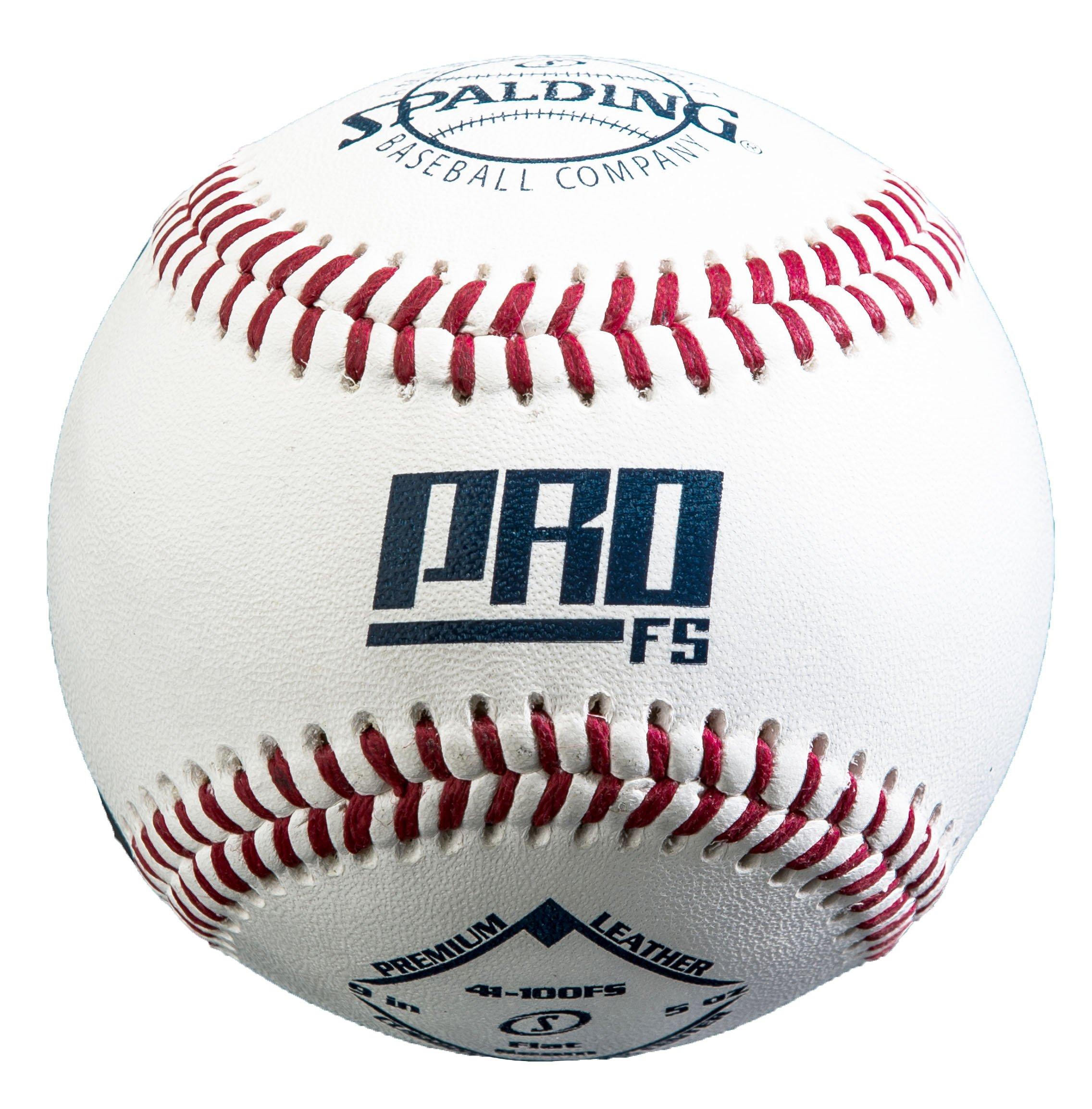 Spalding TF Pro Flat Seam Baseball - Dozen