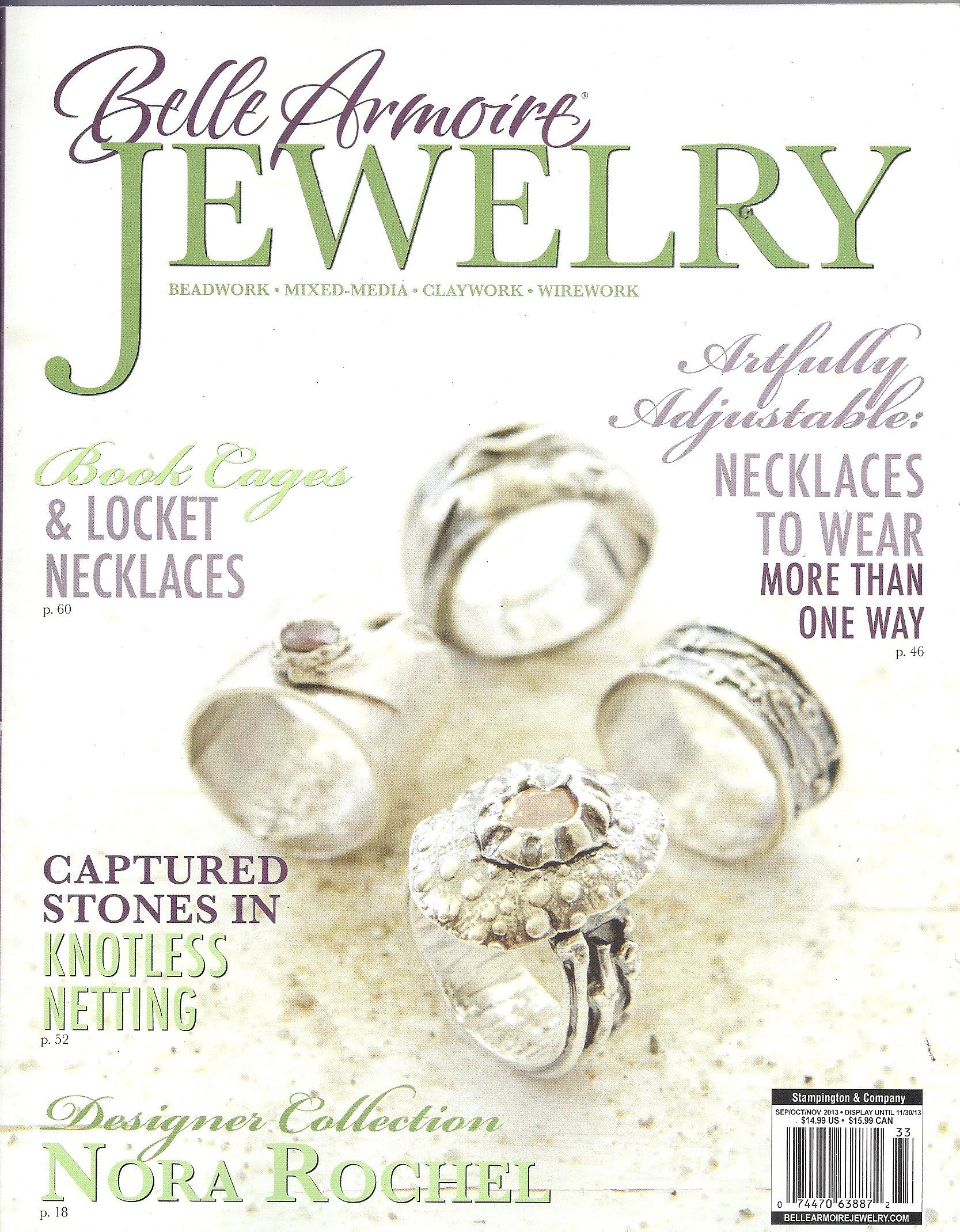 Download Belle Armoire Jewelry (September/October/November 2013) pdf