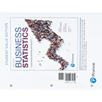 Business Statistics Student Value Edition Plus MyLab Statistics with Pearson eText -- Access Card Package (10th Edition)