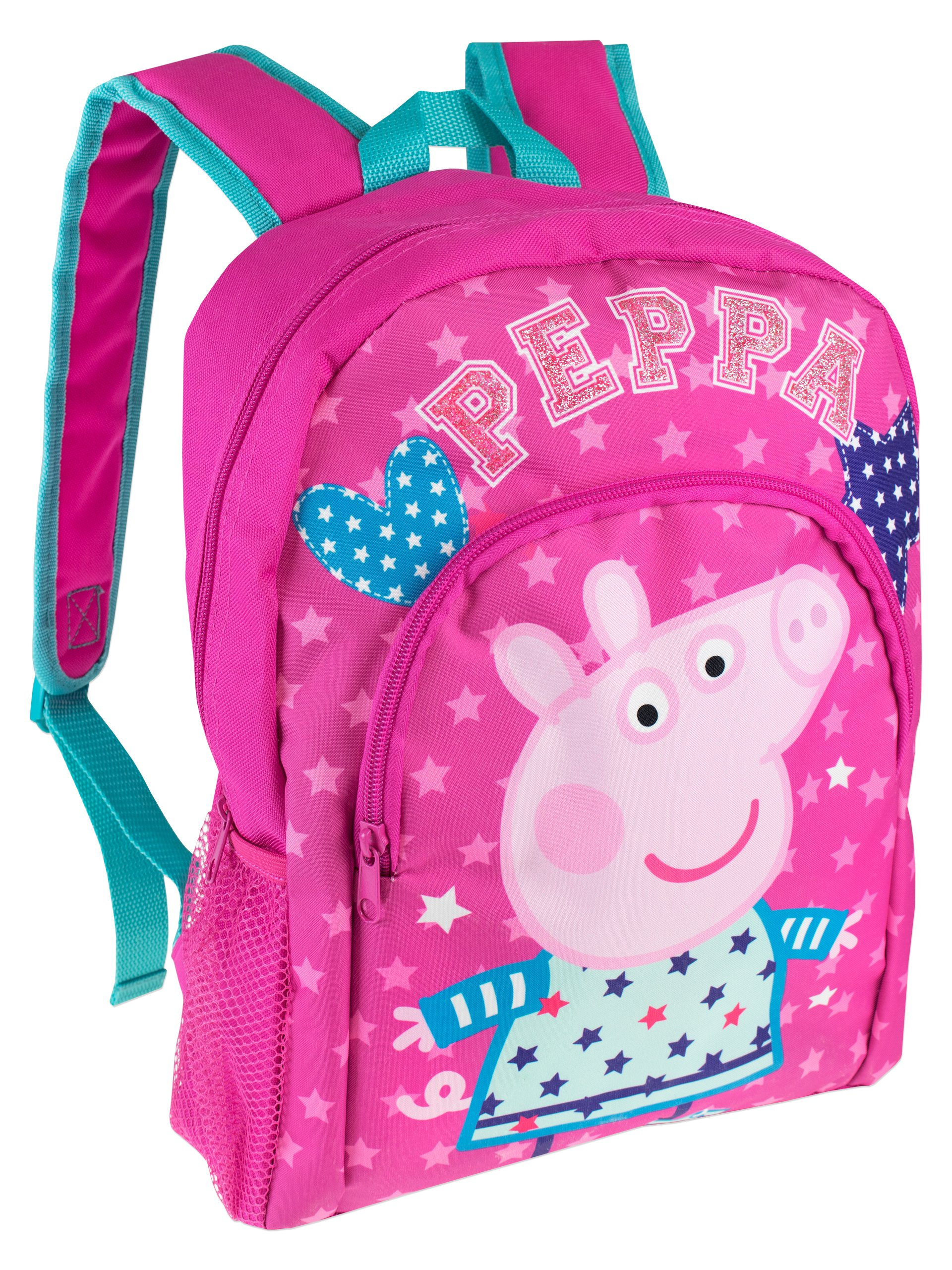Girls Hearts and Stars Backpack
