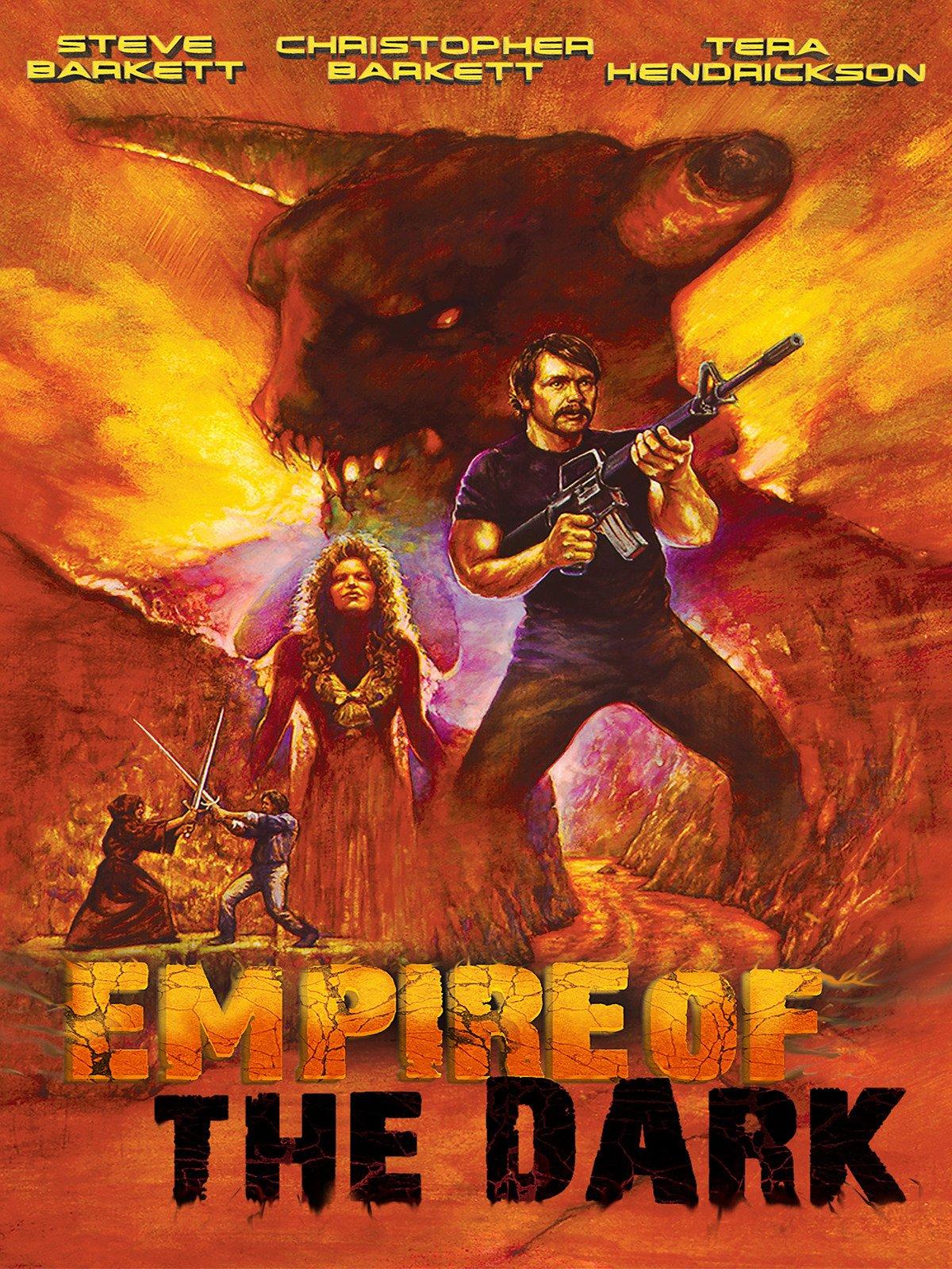 Amazon.com: Empire of the Dark: Steve Barkett