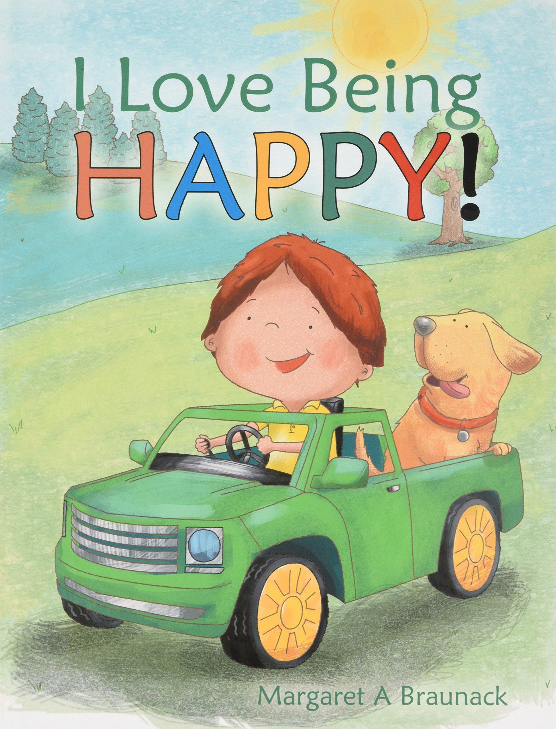 Read Online I Love Being Happy! ebook