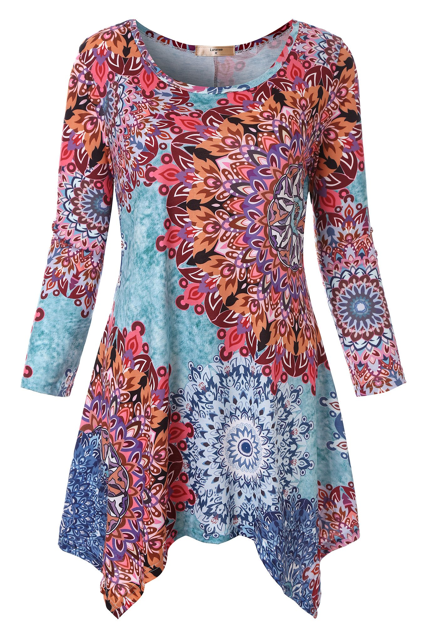 Luranee Women Tops And Blouses Juniors Zulily Tunics Relaxed Fit