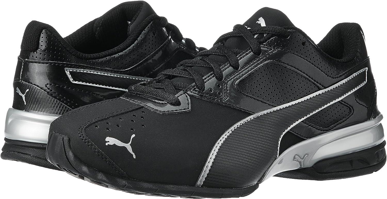 Puma Tazon 6, Hombre zapatillas de running, Black/Puma Silver, 44.5 EU: Amazon.es: Zapatos y complementos