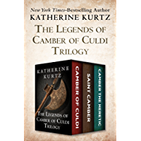 The Legends of Camber of Culdi Trilogy: Camber of Culdi, Saint Camber, and Camber the Heretic