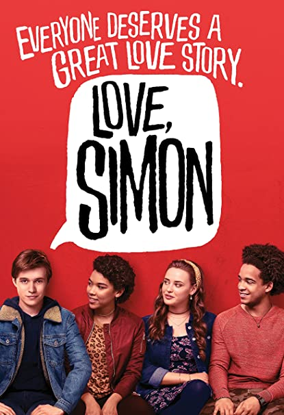 Image result for love, simon poster