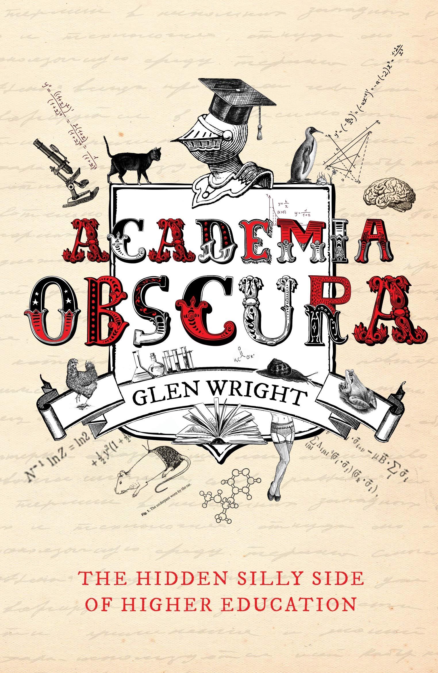 Academia Obscura: Amazon.es: Wright, Glen: Libros en idiomas extranjeros