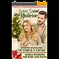 Love, Snow and Mistletoe: Four Sweet Christmas Romance Novellas (English Edition)