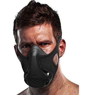 TEC Workout Training Mask - 16 Breathing Levels, Gain Benefits of High Altitude Elevation Training