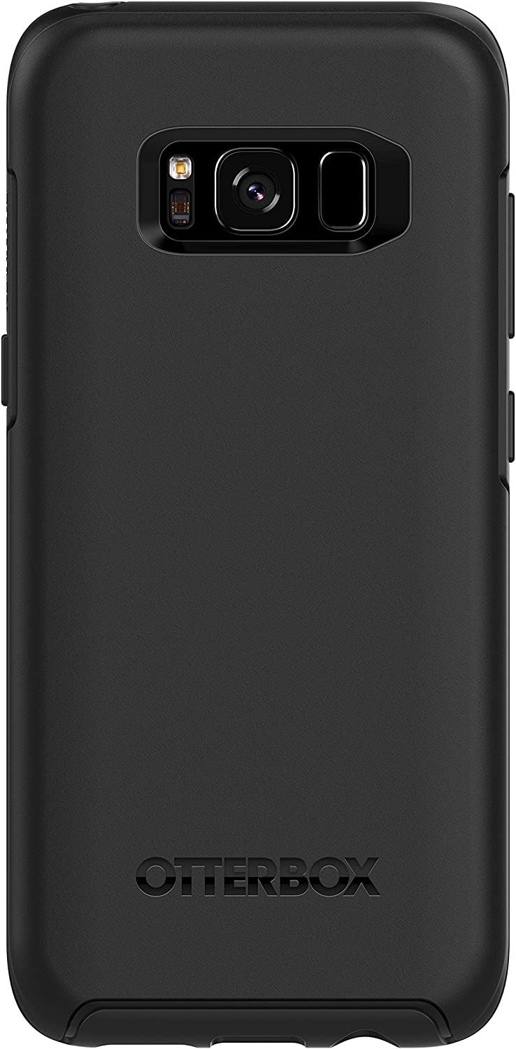Otterbox Symmetry Series for Samsung Galaxy s8 - Frustration Free Packaging - Black
