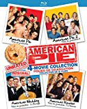 American Pie Unrated 4-Movie Collection [Blu-ray] (Bilingual)