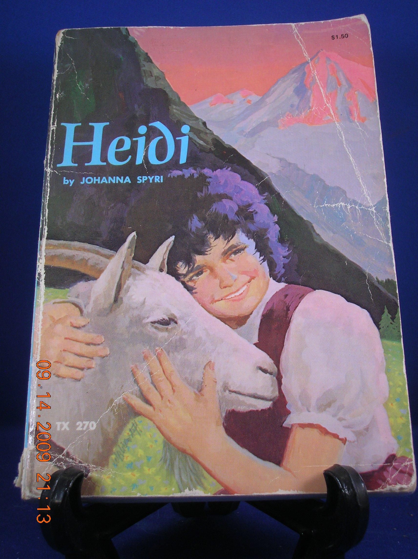 Download Heidi ebook