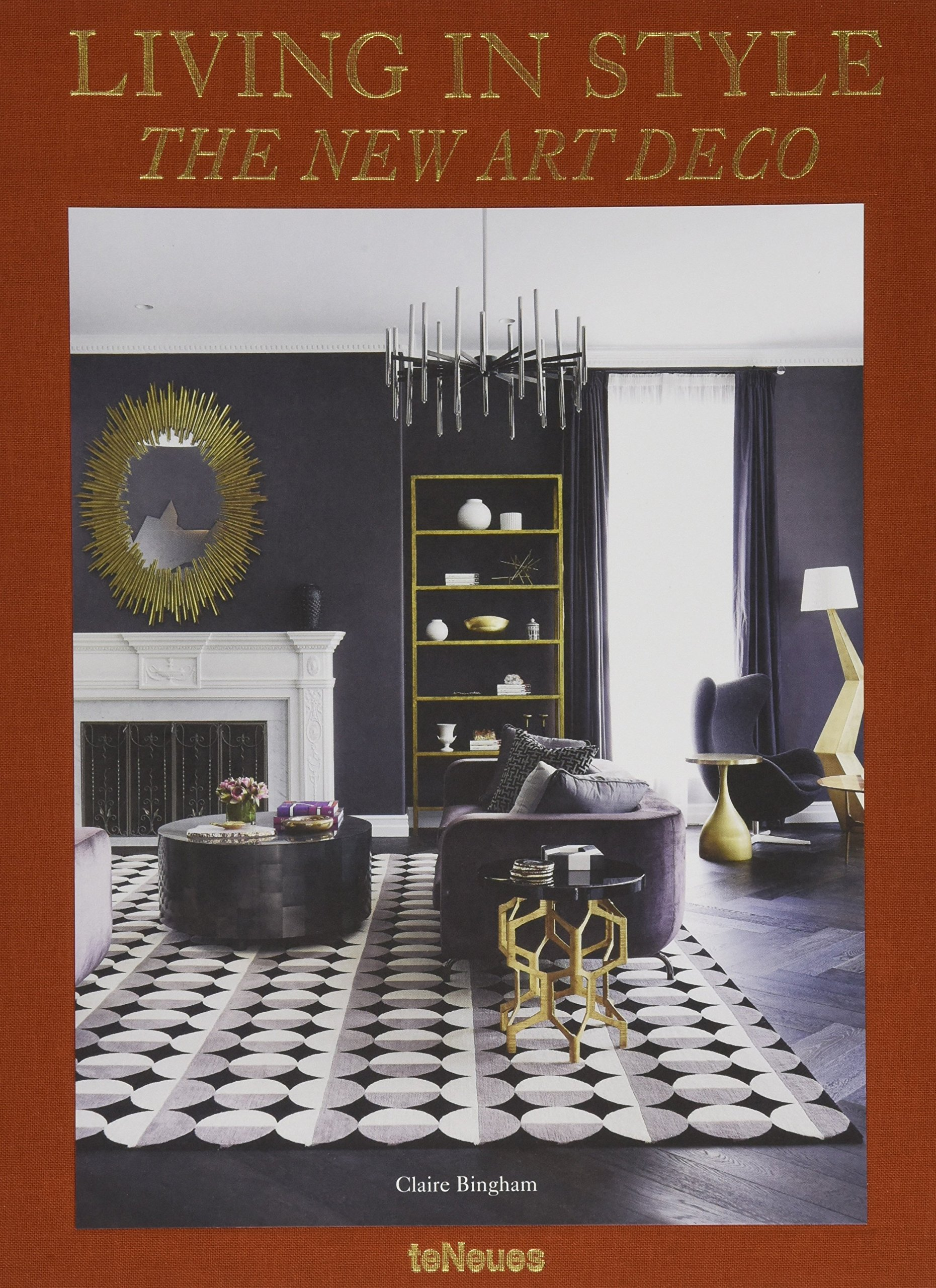 Read Online Living in Style The New Art Deco ebook