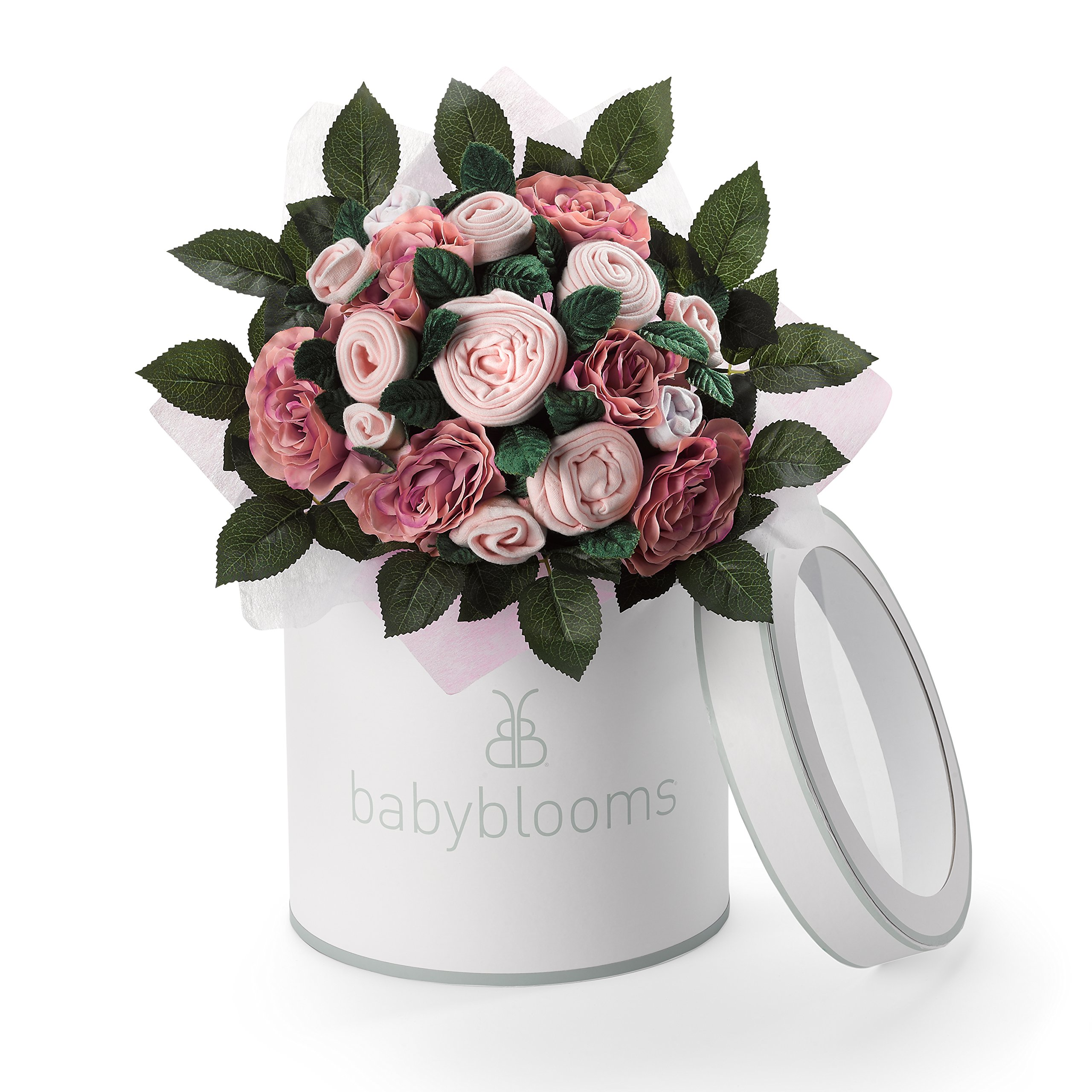Luxury Rose Bouquet - Pink