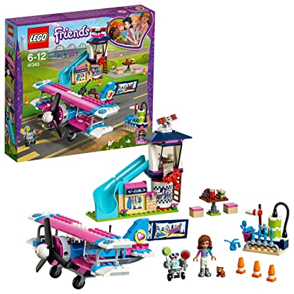 Buy Lego Heartlake City Airplane Tour Online At Low Prices In India