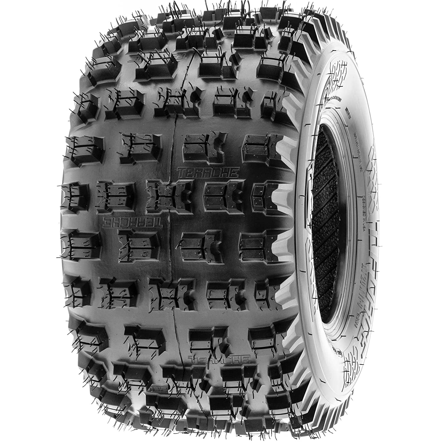 TERACHE T-Force XC ATV UTV All Terrain 20x11-9 20x11x9 Tubeless 6 Ply Tires, Set of 2