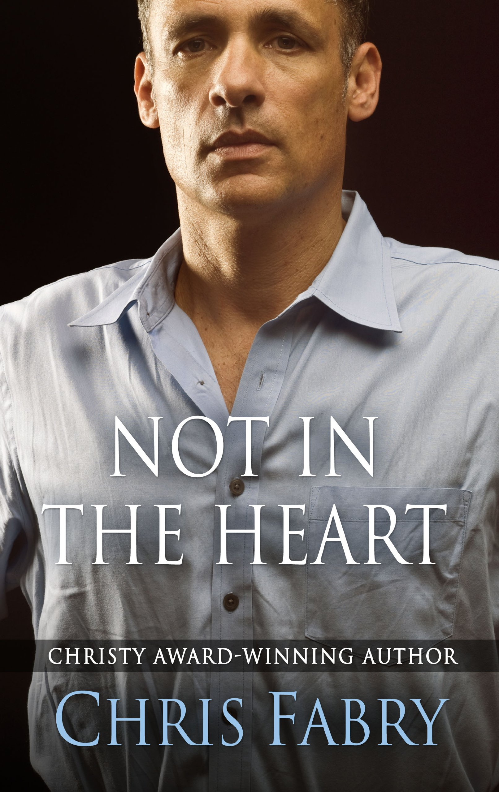 Download Not in the Heart (Thorndike Press Large Print Christian Mystery) PDF