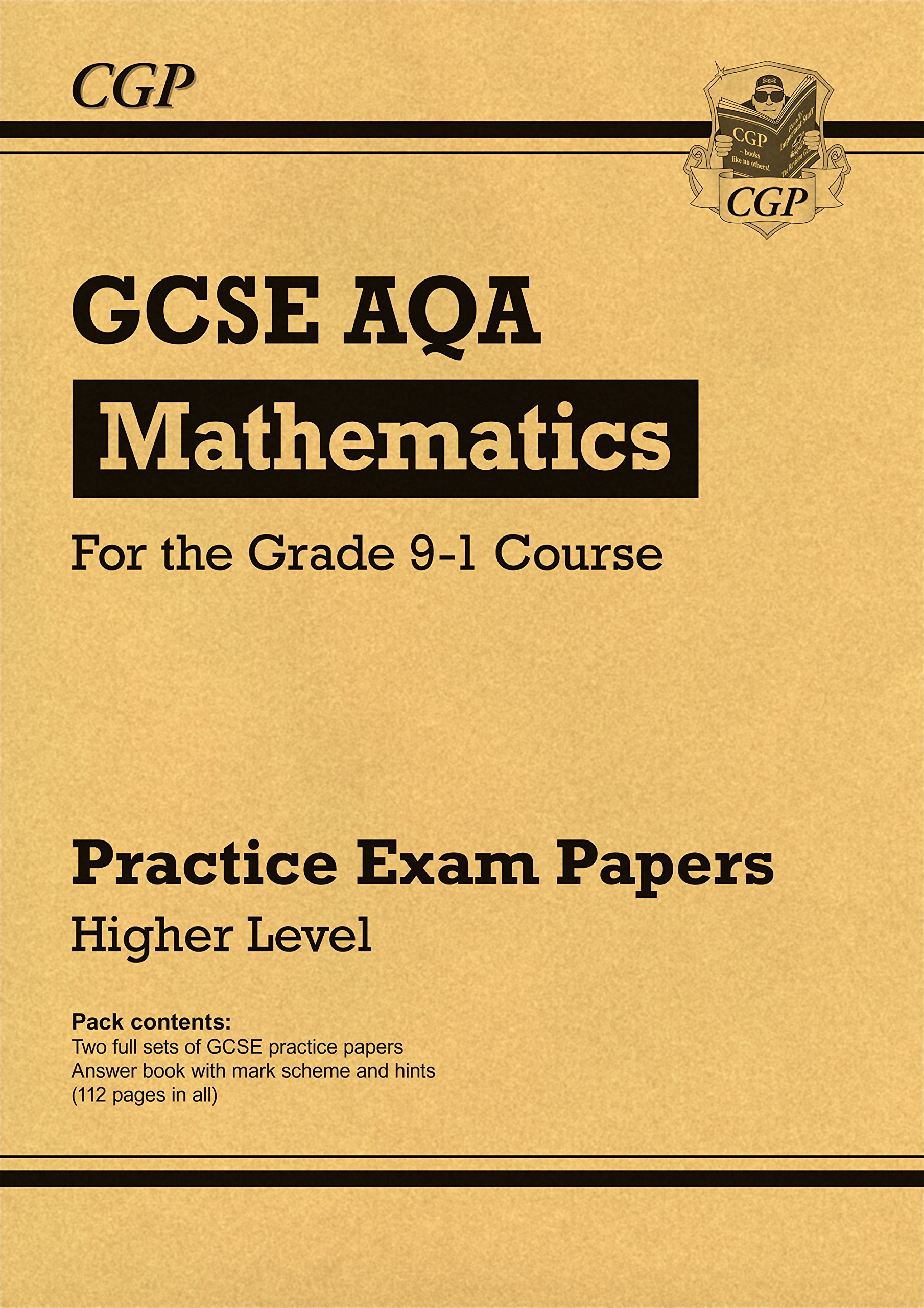 GCSE Maths AQA Practice Papers: Higher - for the Grade 9-1 Course