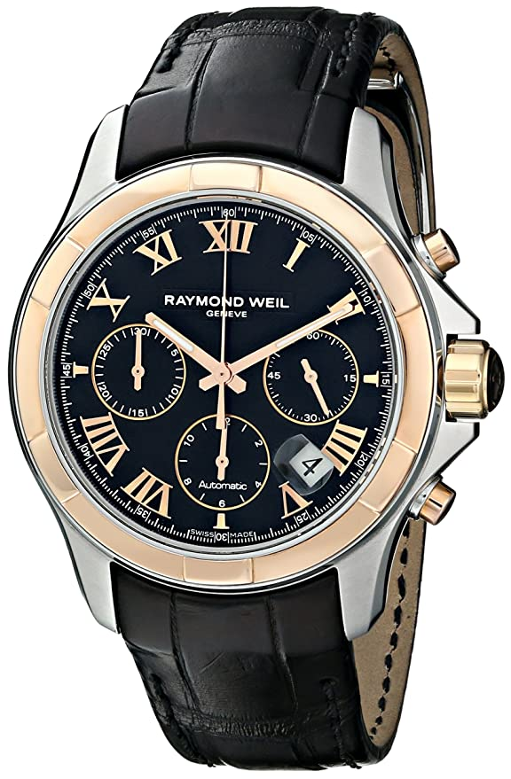 raymond weil watches review