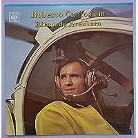 Roberto Carlos - Lp Em Ritmo de Aventura - 1967