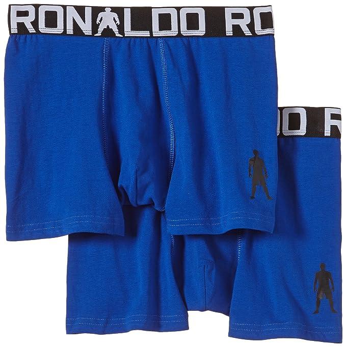 CR7 Cristiano Ronaldo - Pack de 2 Calzoncillos (algodón elástico): Amazon.es: Ropa y accesorios