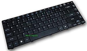 Acer Aspire 3410T 3810T 3820T 4410T 4810T 4820T US Laptop Keyboard 90.4HL07.S1D, KB.I140A0.859, KB.I140A.087