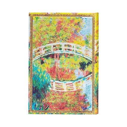Paperblanks Agendas 12 Meses 2020 Monet (El Puente), Carta a ...
