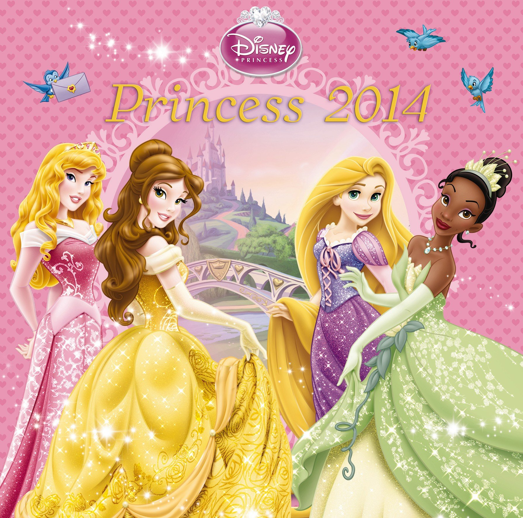 Princess 2014 Broschürenkalender