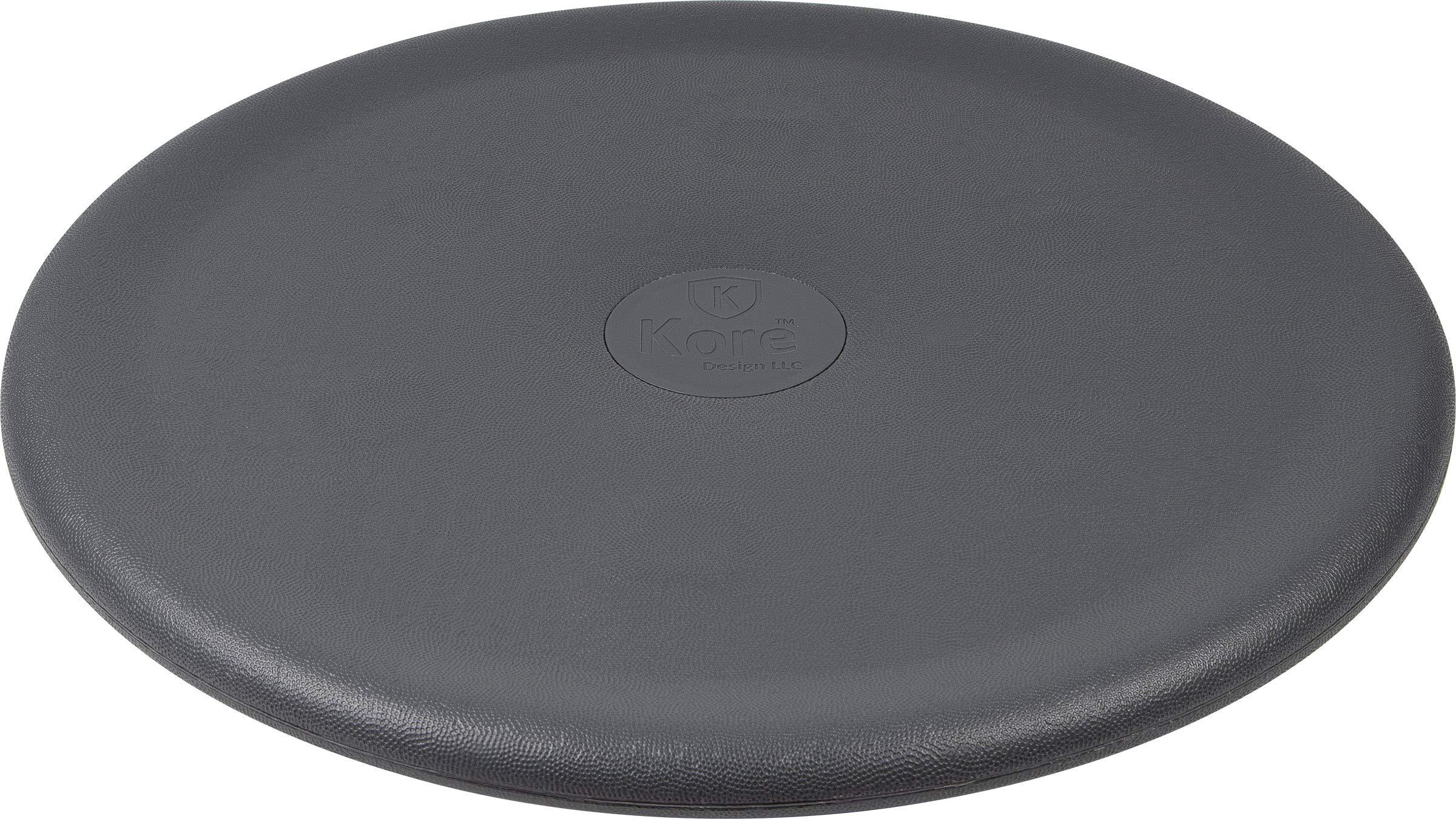 Kore Floor Wobbler - Flexible Seating for Classroom, Preschool and Elementary School, Grey by KORE DESIGN LLC