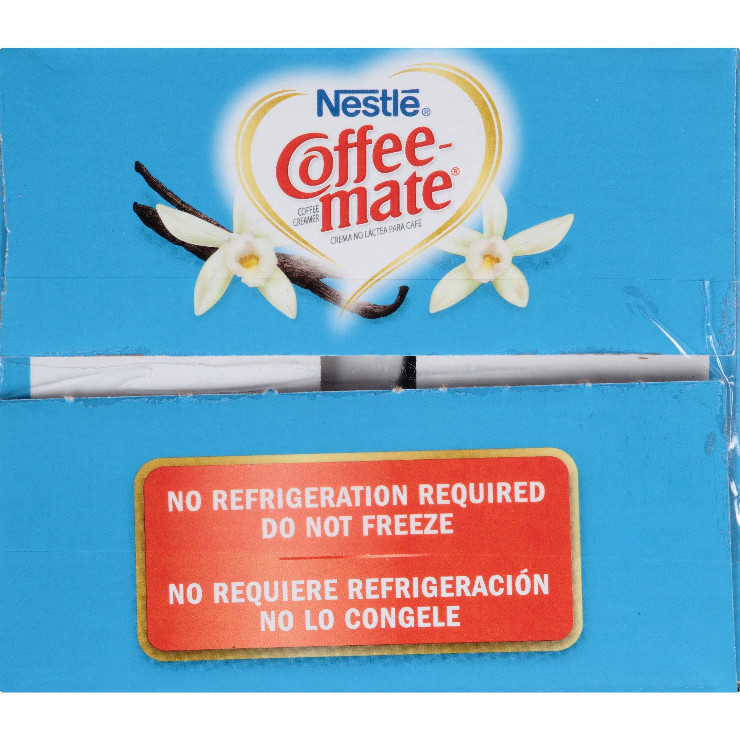 Nestle Coffee-mate Coffee Creamer, French Vanilla,  Liquid Pump Bottle, 50.7 Fl. Oz (Pack of 1) by Nestle Coffee Mate (Image #3)