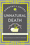 Unnatural Death: Lord Peter Wimsey Book 3 (Lord Peter Wimsey Series) (English Edition)
