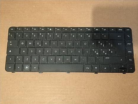 Teclado Keyboard Layout italiano para HP G6 – 1305TU Quanta aer15i00410 643263 – 061