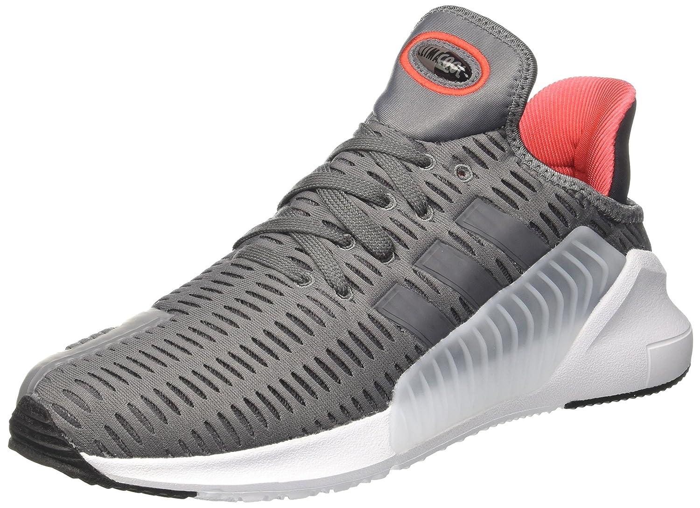 Adidas Climacool 02/17, Zapatillas de Deporte para Hombre 42 EU|Gris (Grey Four F17/Grey Five F17/Ftwr White)