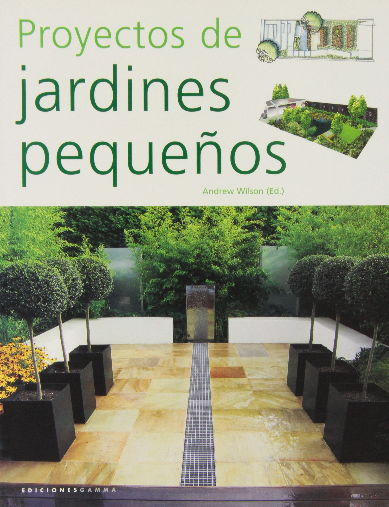 Jardines pequeos finest ideas para decorar jardines - Ideas para jardines pequenos fotos ...