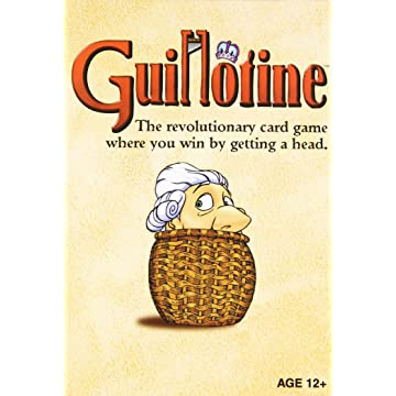 powerful Avalon Hill's Guillotine