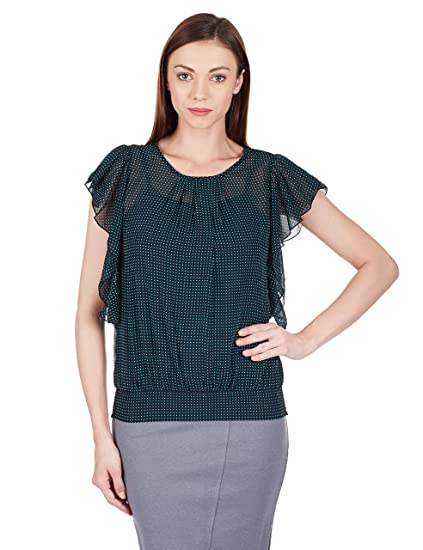 United Colors of Benetton Women's Top Shirts at amazon