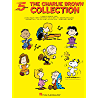 The Charlie Brown Collection(TM) Songbook (Five-Finger Piano) book cover