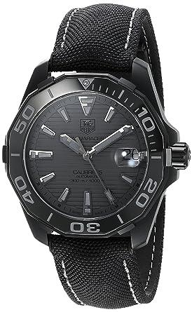 Tag Heuer WAY218B.FC6364_wt Reloj de pulsera para hombre: Amazon.es: Relojes