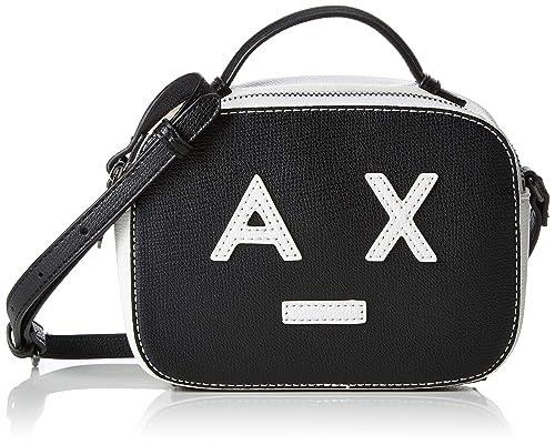 fe814b8498 Armani Exchange Small Crossbody Bag With Logo Women's Cross-Body Bag ...