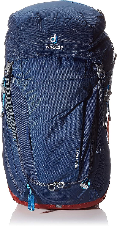 Midnight-Lava Rosso Deuter Trail Pro 36 Zaino Casual liters 68 cm
