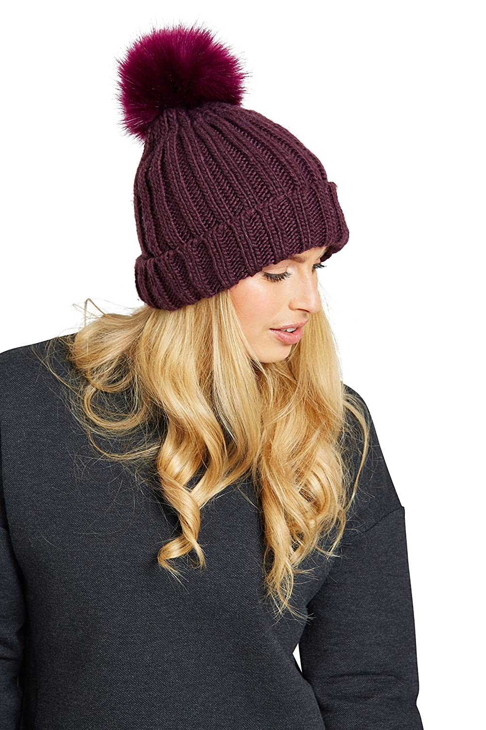 Zakti Powder Puff Cable Beanie Zakti Active