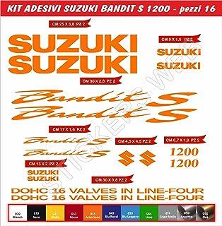 GPR Italien Terminal zugelassen mit Verbindungsstück S 2005/06 Suzuki GSF 1200Bandit
